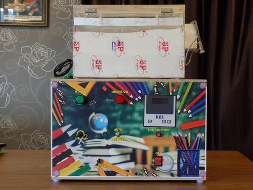 Velvet Pencil Machines
