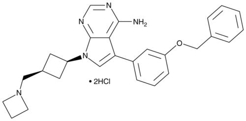 NVP-AEW541 (hydrochloride)