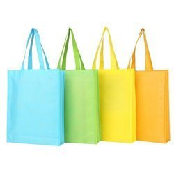 Multi Color Non Woven Carry Bags