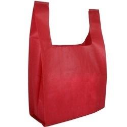 Non Woven U Cut Bag