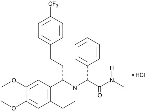 Almorexant (hydrochloride)