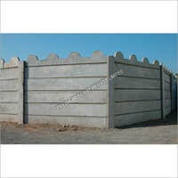 Prefabricated Compound Wall