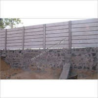 Prefabricated Boundary Wall