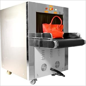 Security X-Ray Baggage Scanner Machine