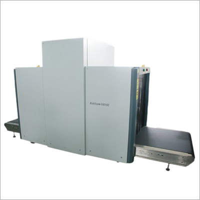 X-Ray Baggage Inspection Scanner Machine