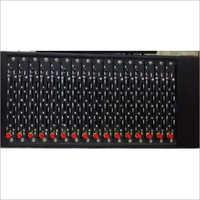 16 port 128 SIM VOLTE Modem Support