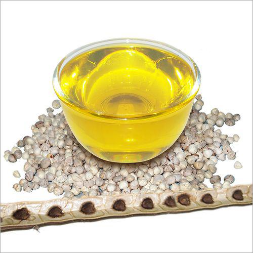 Organic Moringa Seed Oil