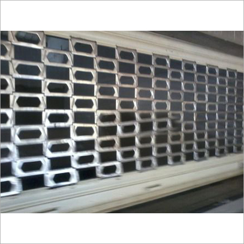 Grill/Brick Rolling shutter