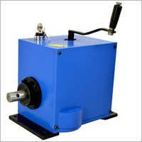Full Height Rolling Shutter Gear Motor