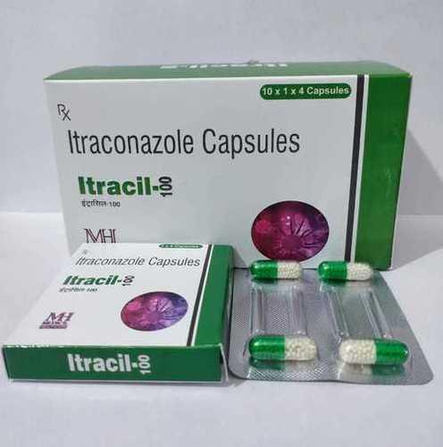 ITRACIL-100 CAP (ITRACONAZOLE 100 MG)