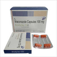 100mg Itraconazole Capsules