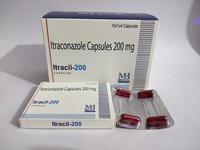 200mg Itraconazole Capsules