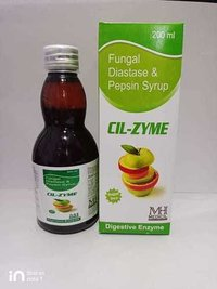 DIGESTIVE ENZYME SYRUP (CILZYME SYP)