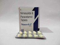 NIMESULIDE & PARACETAMOL TABLETS (NIMOCIL-P)
