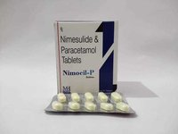 Nimesulide And Paracetamol Tablets