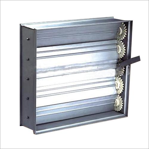 Aluminium Air Damper