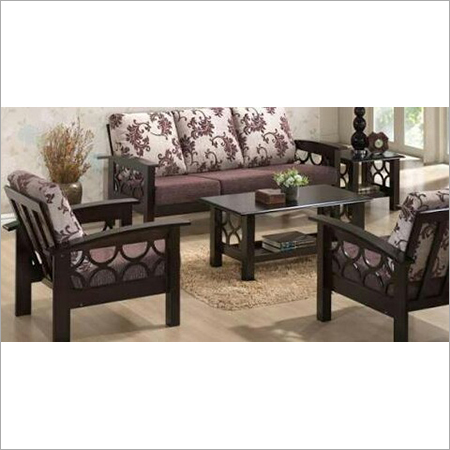 High Back Sofa Set