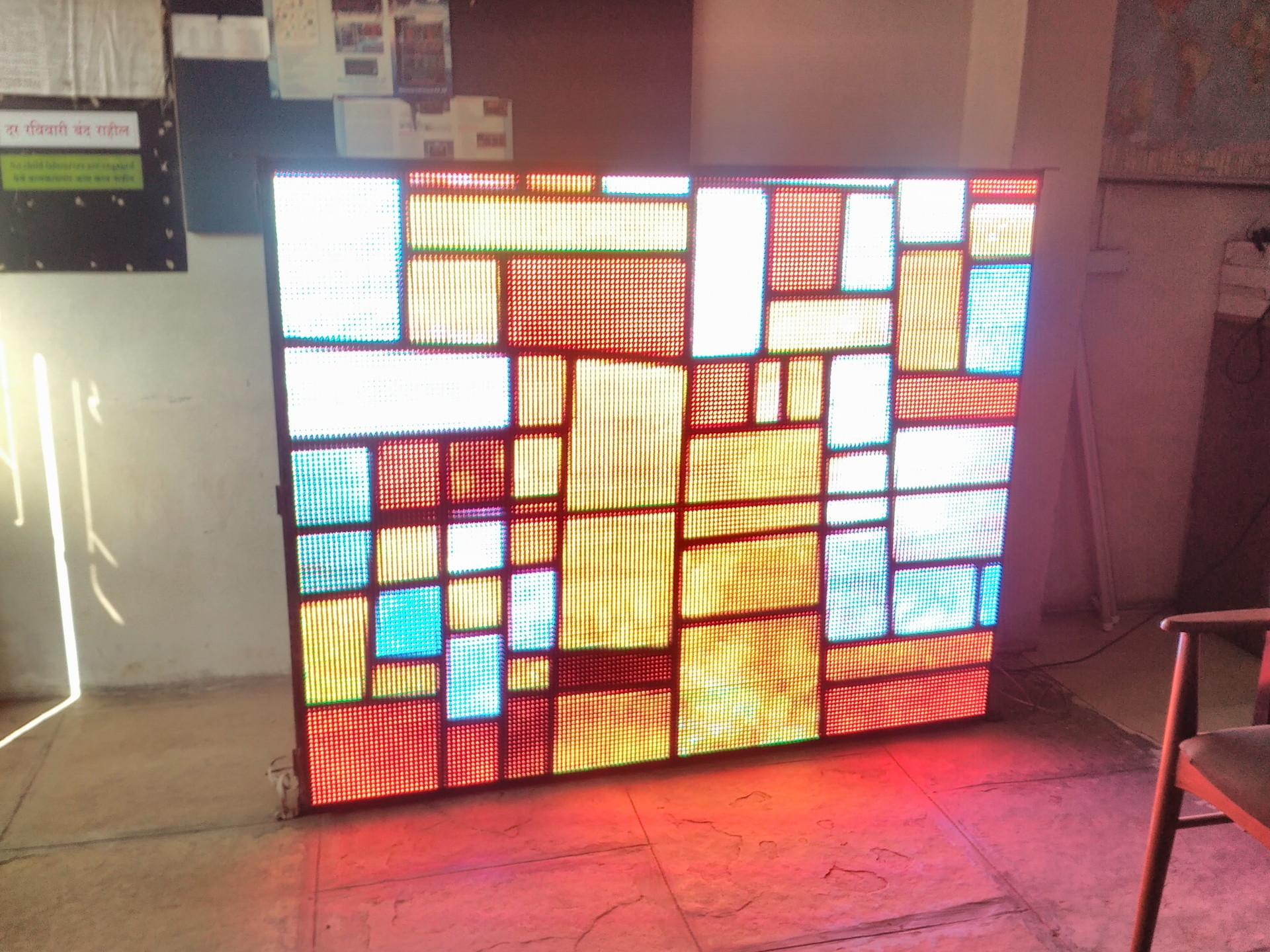 P10 Advertising Display Board