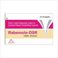 Enteric Coated Rabeprazole Sosium and Sustained Domperidone Capsules