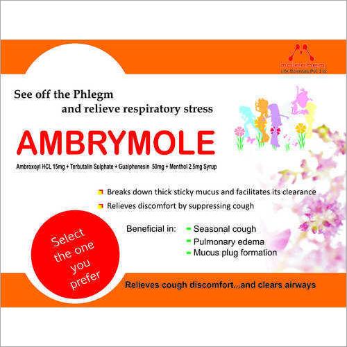 Ambrymole Expectorant Syrup