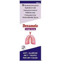 Dextromethorphan Hydrobromide Chlorpheniramine Syrup