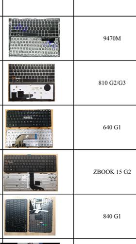 Laptop Keyboard All Models