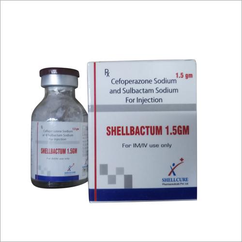 Cefoperazone Sodium and Sulbactum Sodium for Injection I.P.