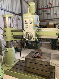 Invema Radial Drilling Machine