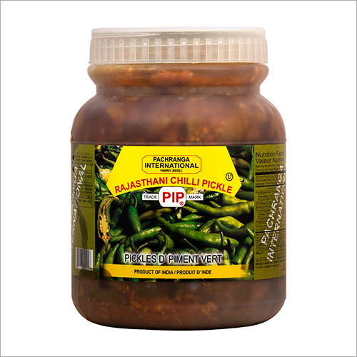 Rajasthani Chilli Pickle