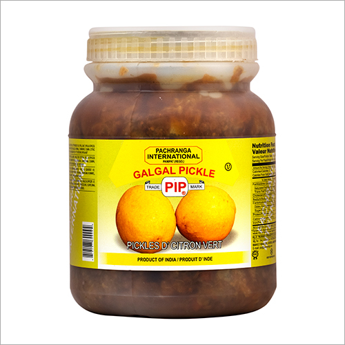 Galgal Pickle