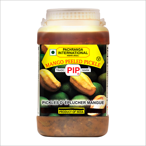 Mango Peeled Pickle