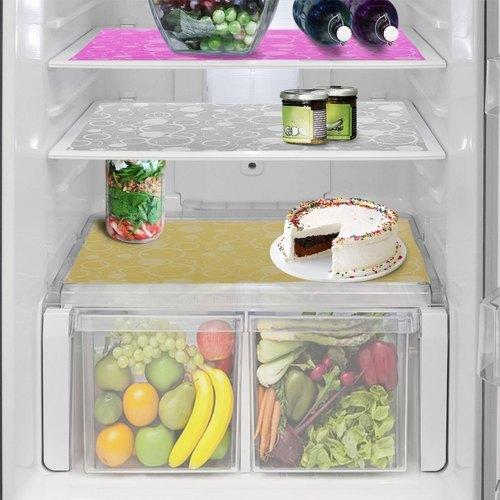 Multicolor Refrigerator Mat