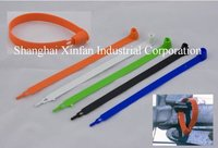 Fixed Length Plastic Safety Seals Plastic Container Seals