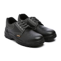 Pure Leather Safety Shoes