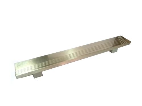 Plain Aluminum Door Handle