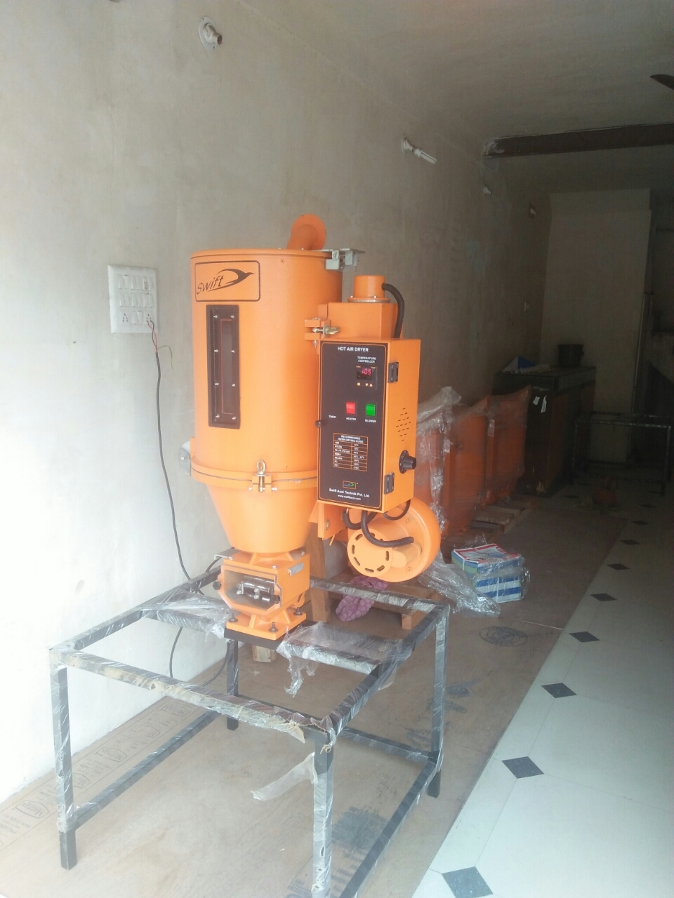 Hopper Dryer SEHD-100 (50 KG)