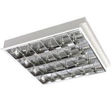 MONET T5 LOUVER 4X14 Watt
