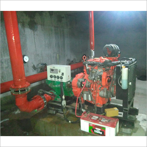 Fire DG Pump System