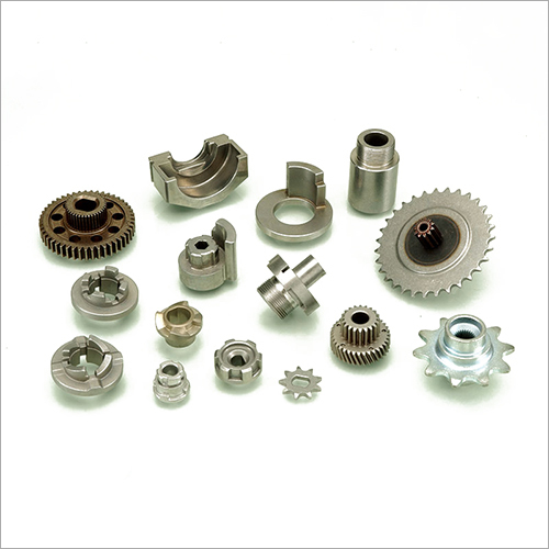 Sintered Actuator Part