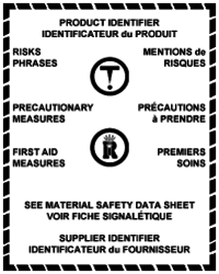 Passport of Chemical Products Safety(MSDS)