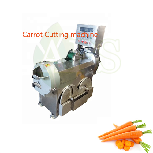 Carrot Cutting Machine