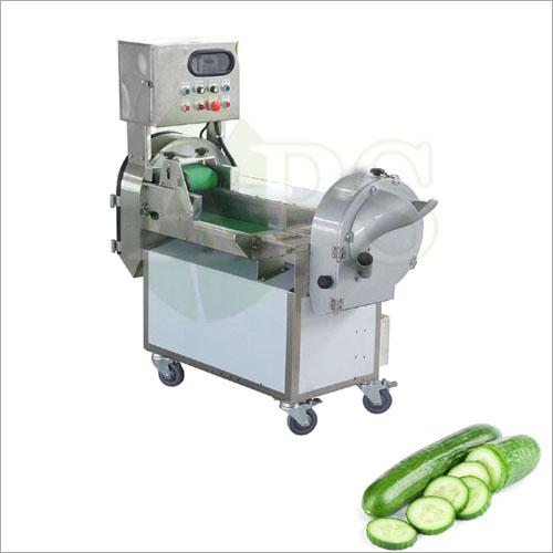 Cucumber Cutting Machine