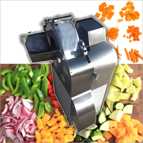 Multi Purpose Vegetable Cutting Machine