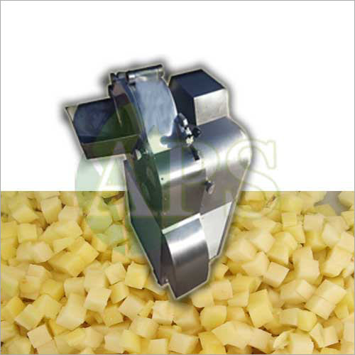 Potato Cube Cutting Machine
