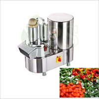 Small Vegetable Cutting Machine