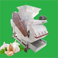 Garlic Bulb Decoder Machine