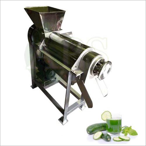 Cucumber Juice Machine