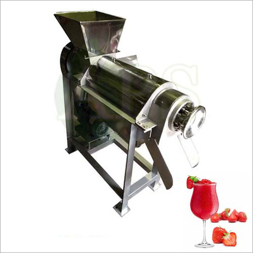 Strawberry Juice Machine