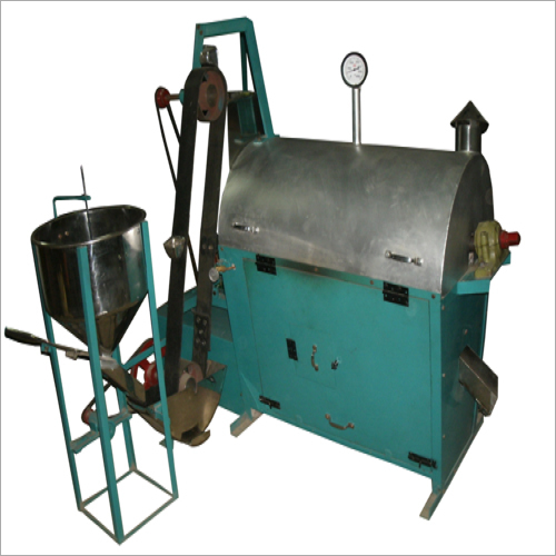 Automatic Peanut Roaster Machine