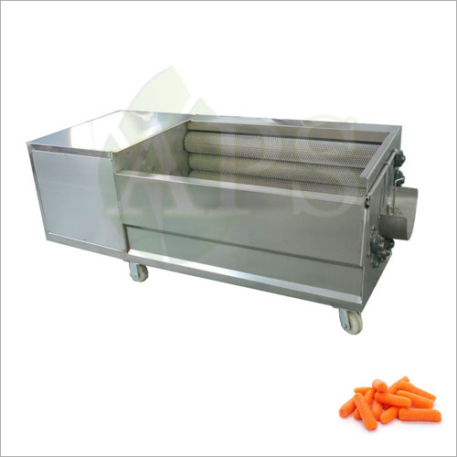 Carrot Peeling Machine